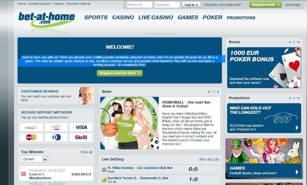 bet-at-home-website