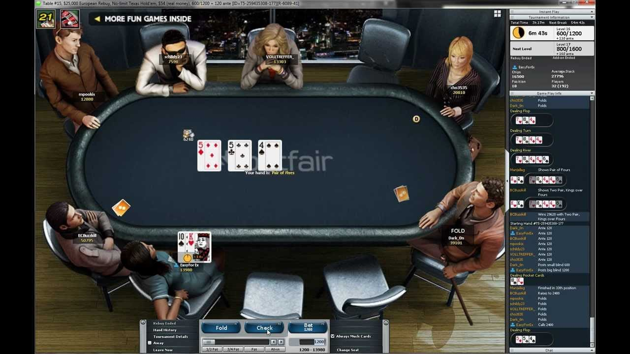 Betfair-Poker