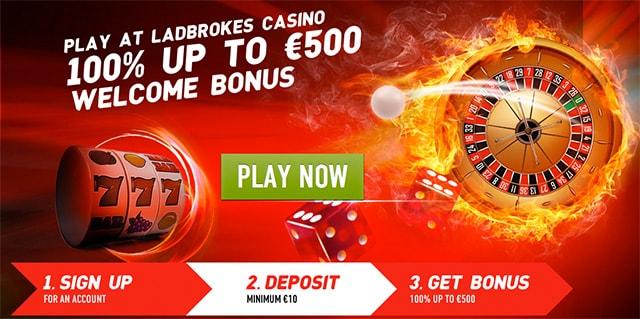 Ladbrokes Casino Bonus Codes & Bonuses June