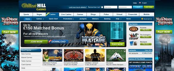 online casino william hill online games ohne download